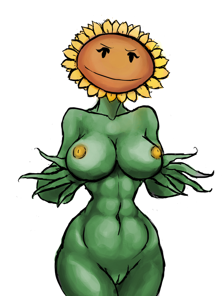 flower vs zombies garden vampire warfare plants 2 Lucy from fairy tail naked