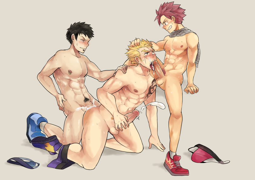 on with gay sex socks Five nights at freddy's anime version