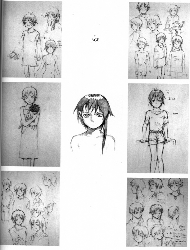 serial experiments lain Wendy from gravity falls naked