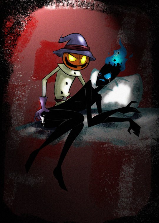 lantern jack of and mandy the billy o grim adventures Spooky's house of jumpscares cosplay