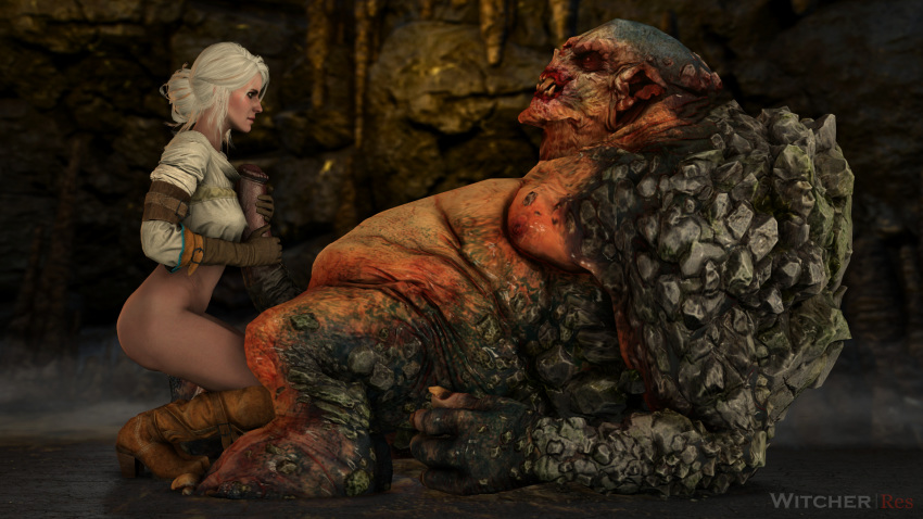 3 ciri witcher Let's celebrate and suck some dick