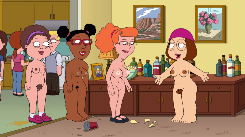 family guy louis from naked Trials in tainted space mitzi