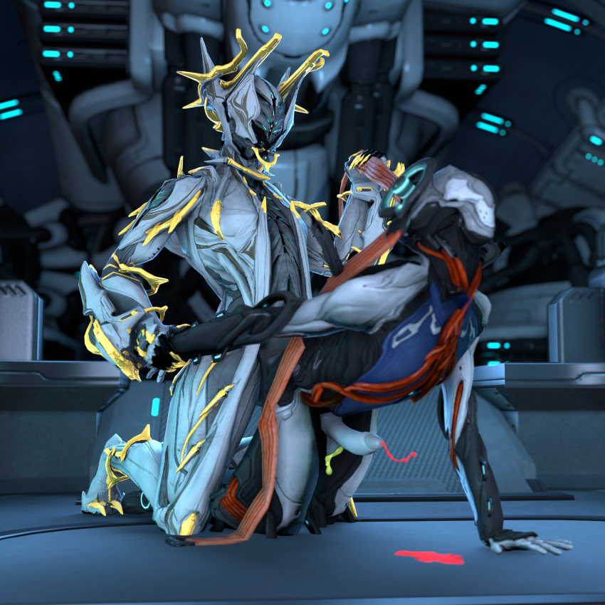 get how to nezha warframe Pin me down and fuck my tits