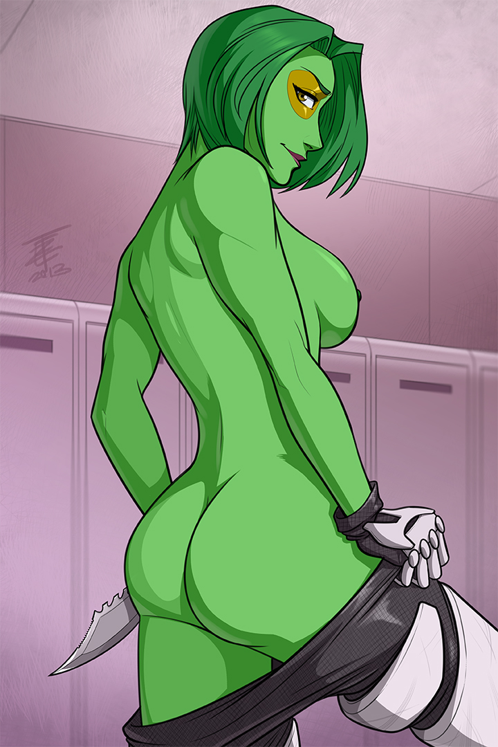 the hentai gamora guardians of galaxy Josi and the pussy cats