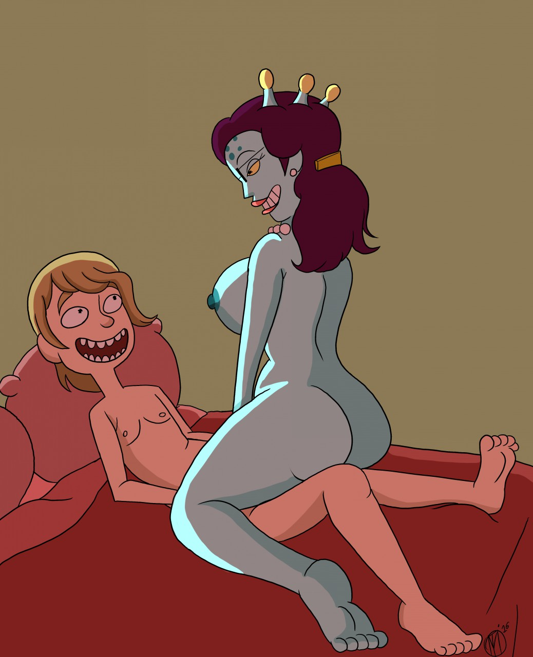 level and true morty rick What is a mississippi milkshake sexually