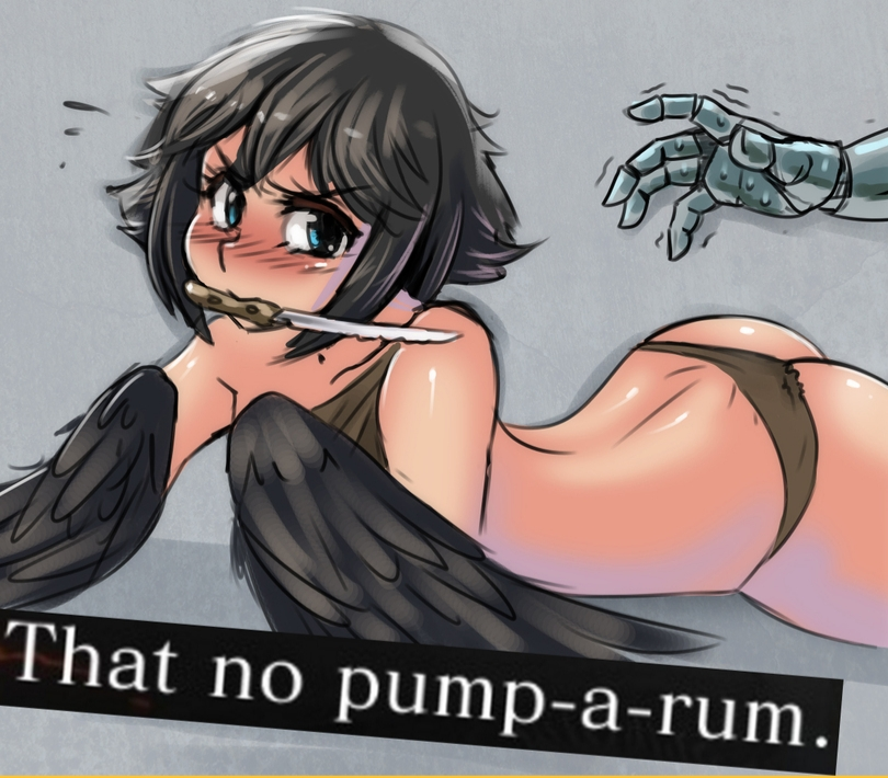 pee pump pickle rum a Breath of the wild nsfw