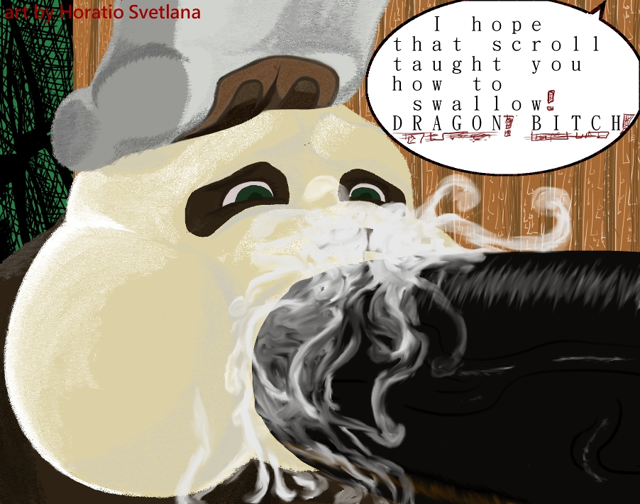 tigress po fu panda x kung Living with hipstergirl and gamergirl
