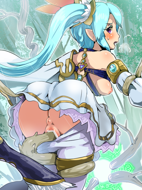 of fairy hentai legend zelda great Rwby fanfiction a knight and his maiden
