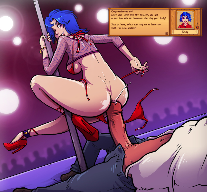 where valley stardew in i find jodi can One punch man mosquito hentai