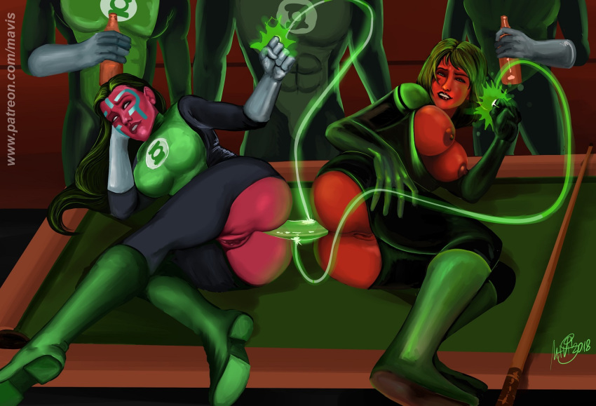 the animated lantern series green torrent Anime girl sliced by lasers deviantart